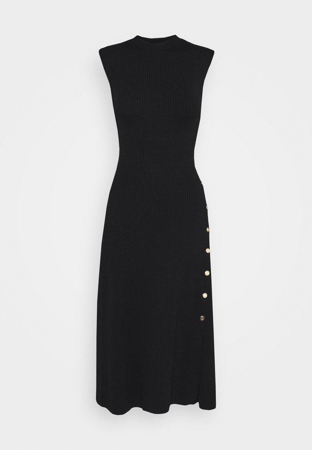 ROXIE - Day dress - noir