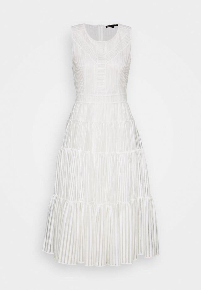 RAYA - Cocktailkleid/festliches Kleid - blanc