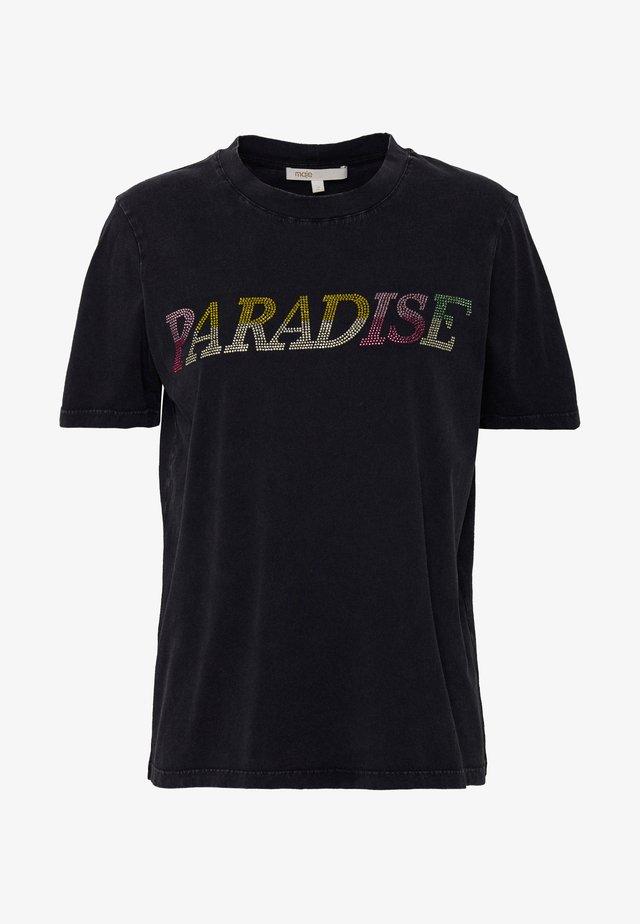 TASVEGAS - T-shirts print - noir