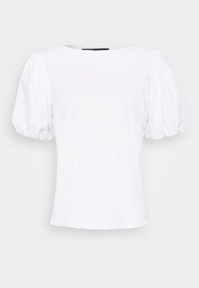 TOPLINE - Printtipaita - blanc