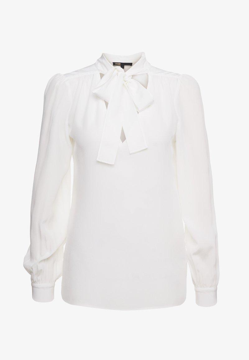 maje - LOISA - Blus - blanc