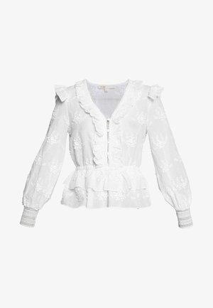 LOXANA - Blus - blanc