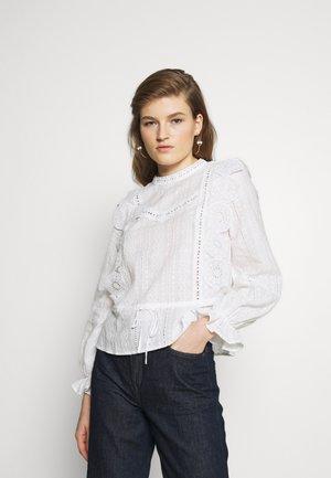 LAVIANE - Bluser - blanc