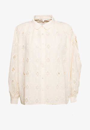 CALEEN - Button-down blouse - nude