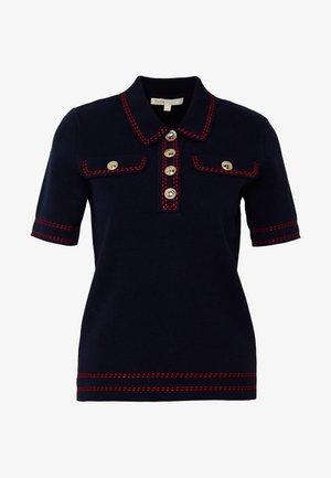 MISLA - Stickad tröja - marine