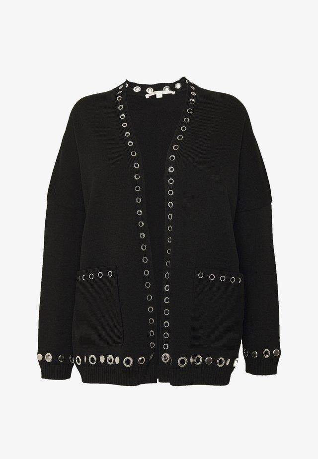 METALLICA - Cardigan - noir