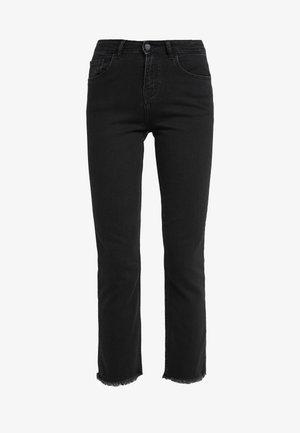 PACHA - Jeans straight leg - anthracite