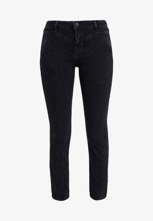 PRAME - Jeans Skinny Fit - noir