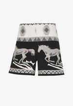 IPI - Shorts - noir/blanc