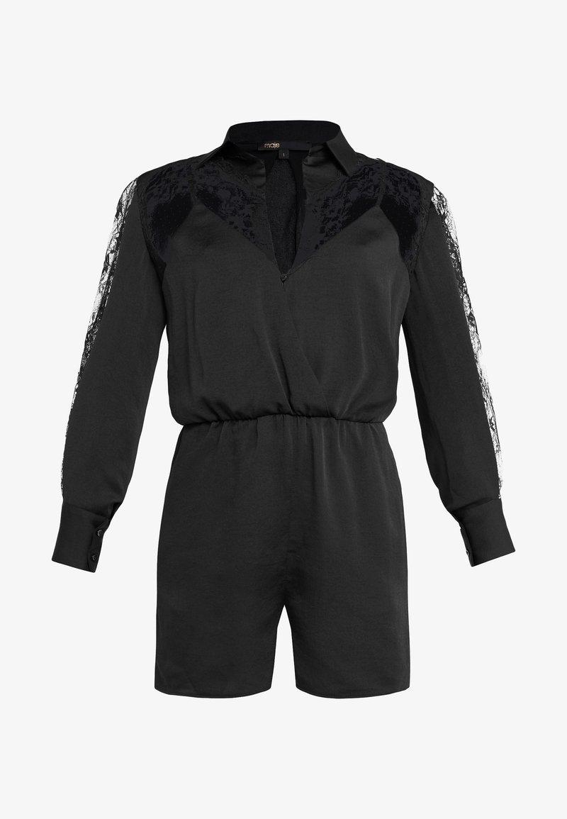 maje - INES - Jumpsuit - noir