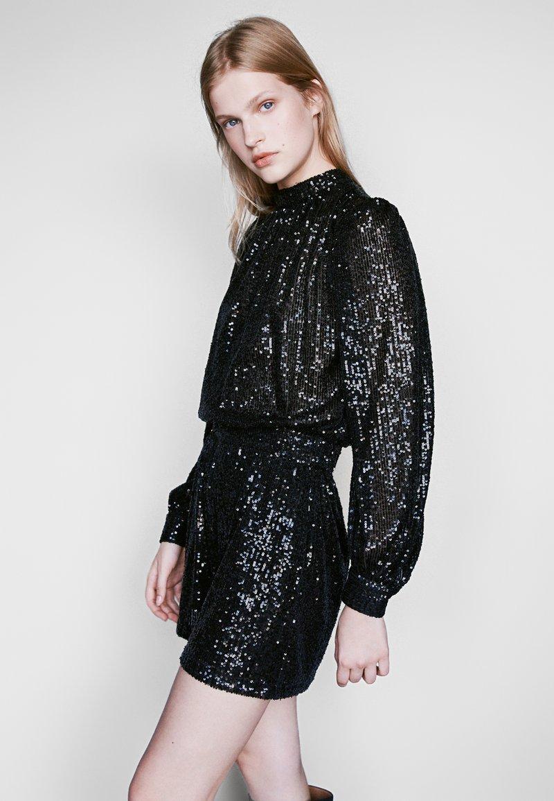 maje - INOUBA - Jumpsuit - noir