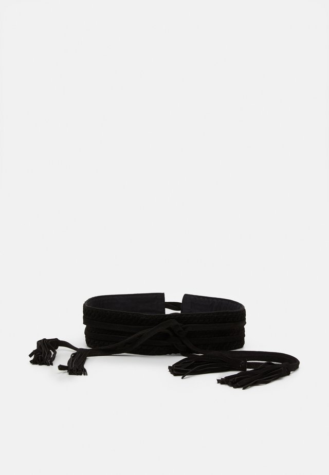 ANOUSHKA - Belt - noir