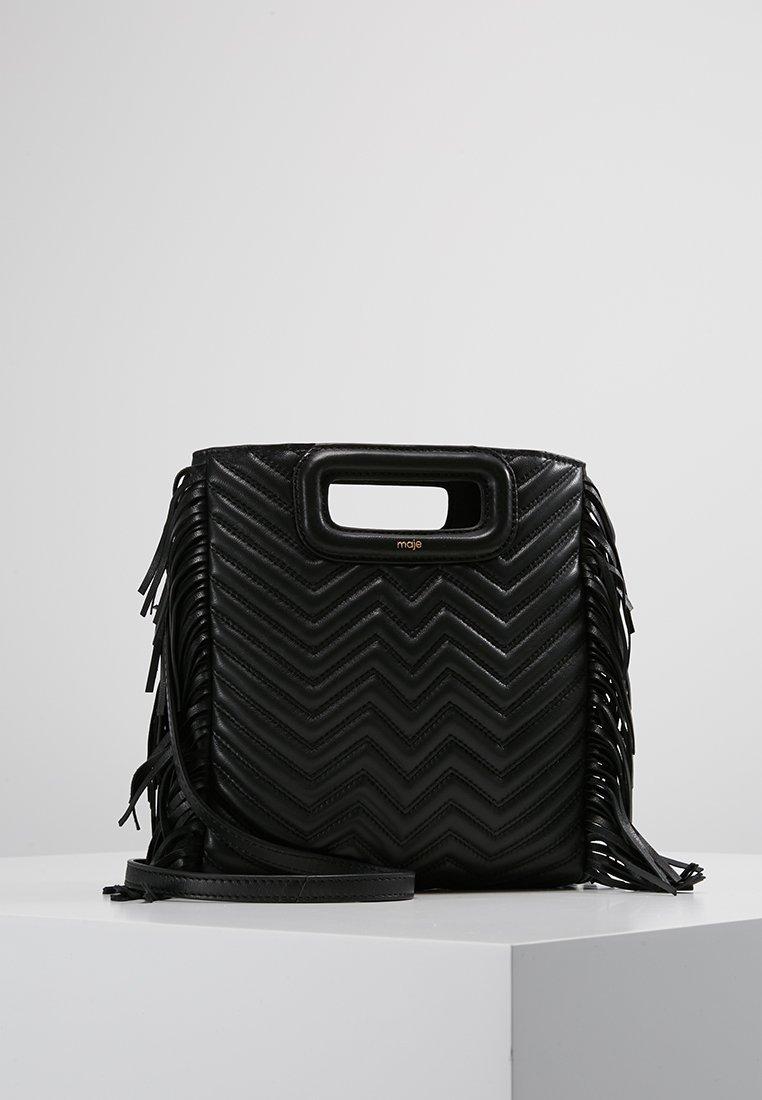 maje - PADDED - Handtasche - black