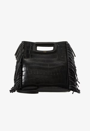 CROCO - Across body bag - noir