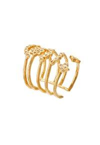 maje - NSEMAINIER - Sormus - gold-coloured - 3