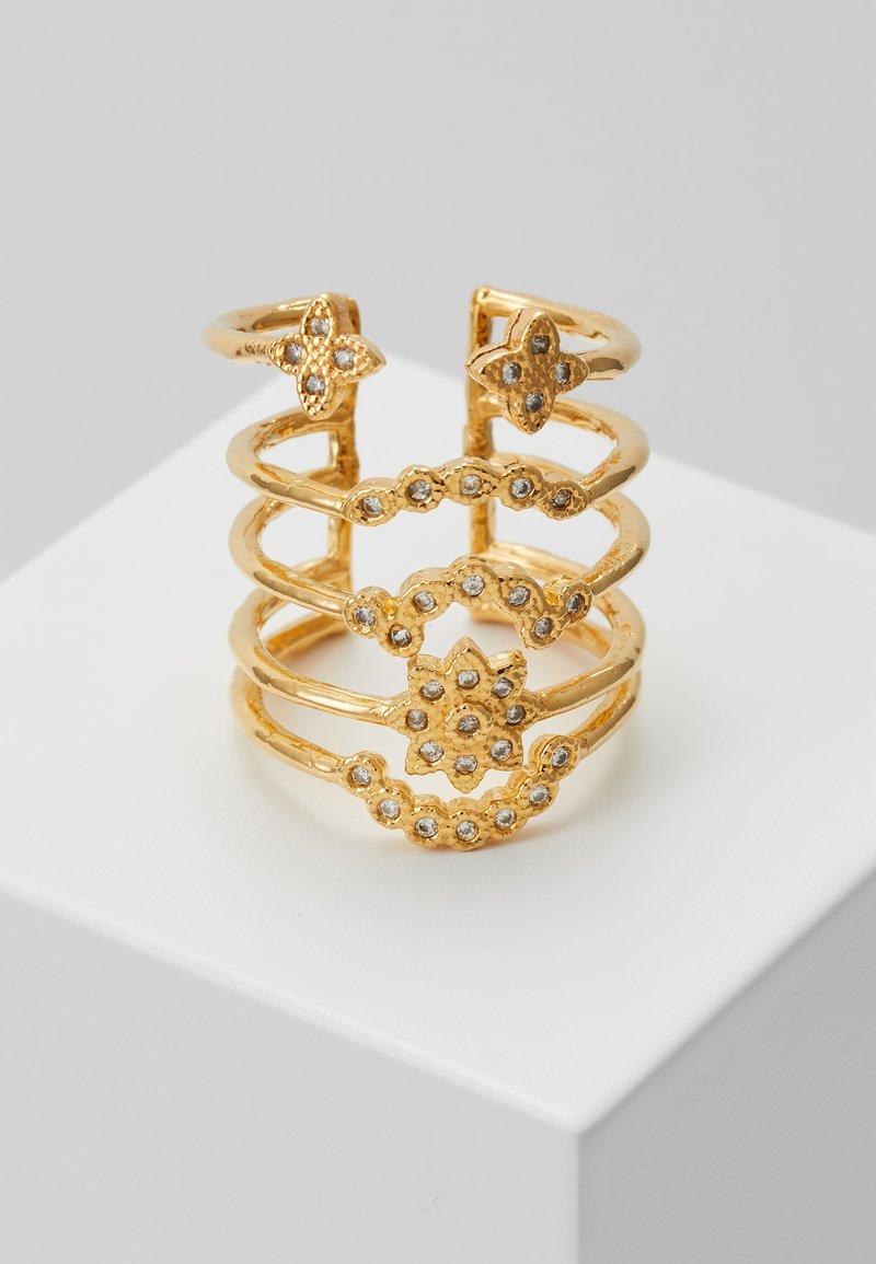 maje - NSEMAINIER - Sormus - gold-coloured