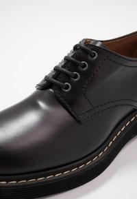 Marni - Šněrovací boty - black - 5