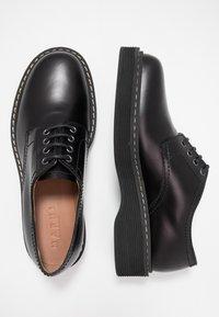 Marni - Šněrovací boty - black - 1