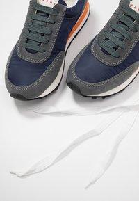 Marni - Sneakers - blublack/grey metal - 5