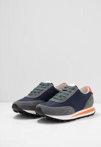 Marni - Sneakers - blublack/grey metal - 2