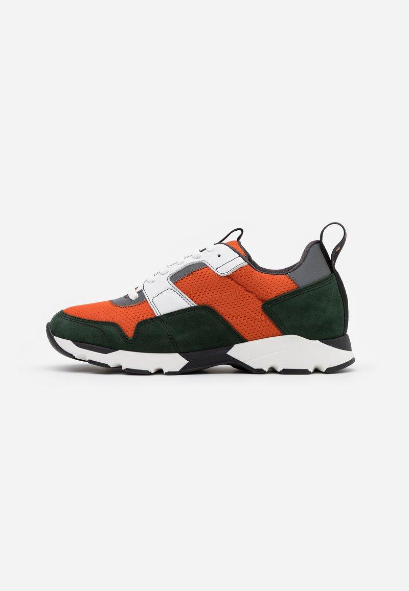 Marni - Sneakers - fluo orange/dark petrol