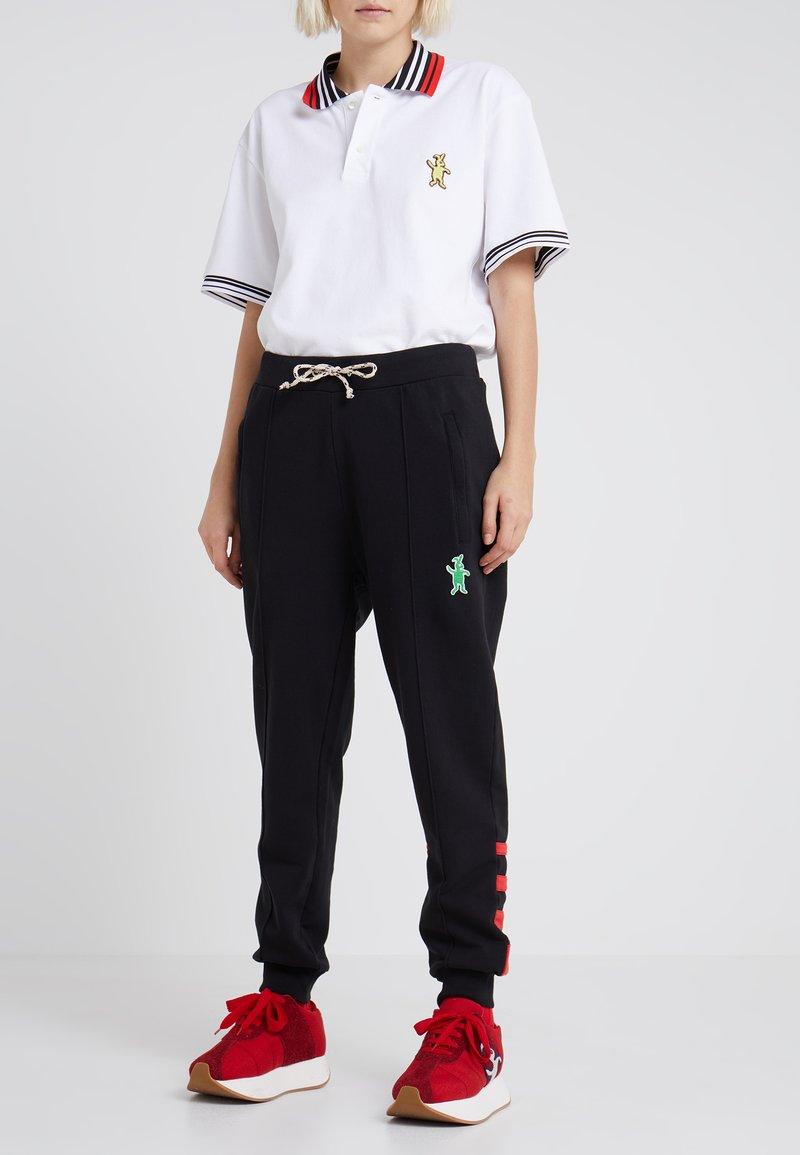 Marni - Spodnie treningowe - black