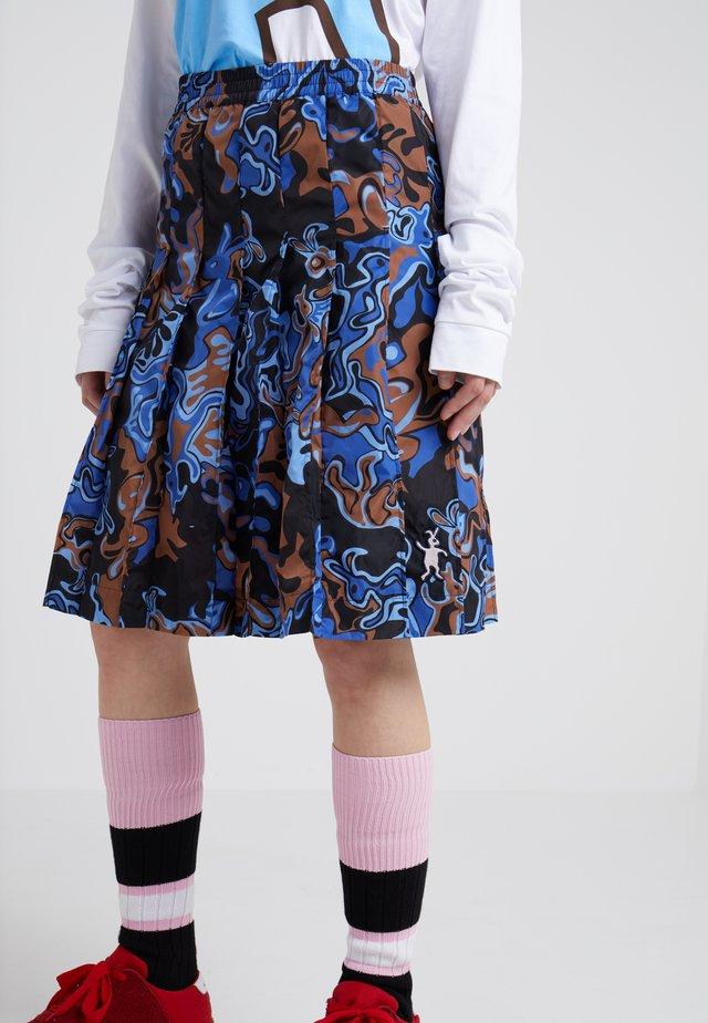 GOMA - A-snit nederdel/ A-formede nederdele - multicolor