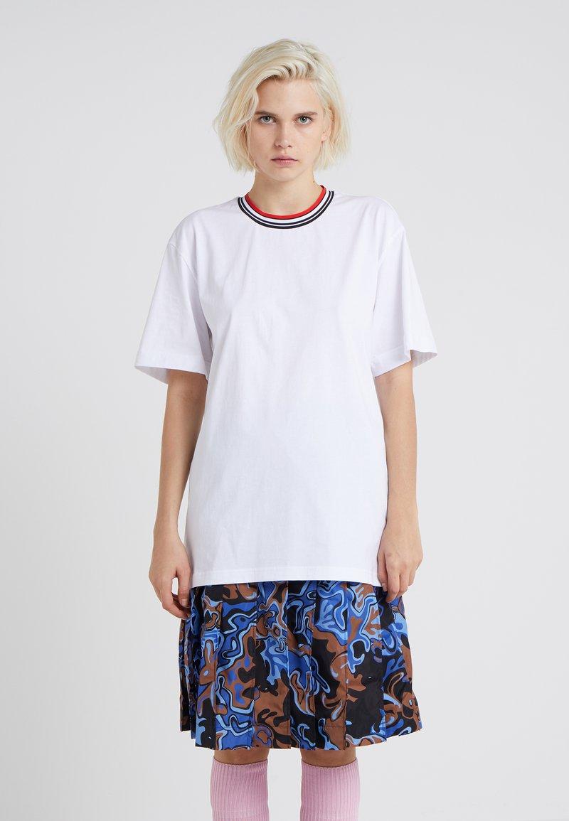 Marni - T-Shirt basic - white