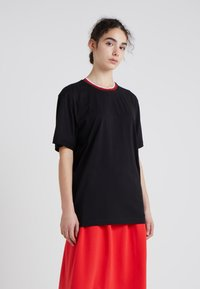 Marni - T-Shirt basic - black - 0