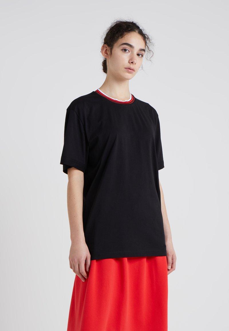 Marni - T-shirts basic - black