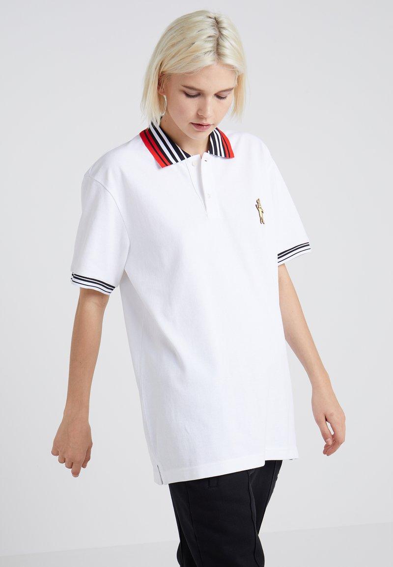 Marni - Poloshirt - white