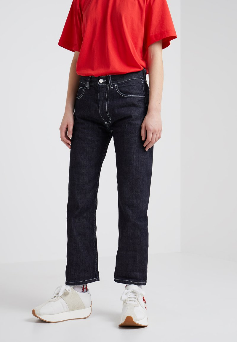 Marni - Jeans relaxed fit - blue