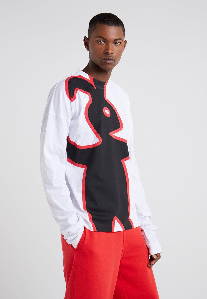 Marni - Long sleeved top - white