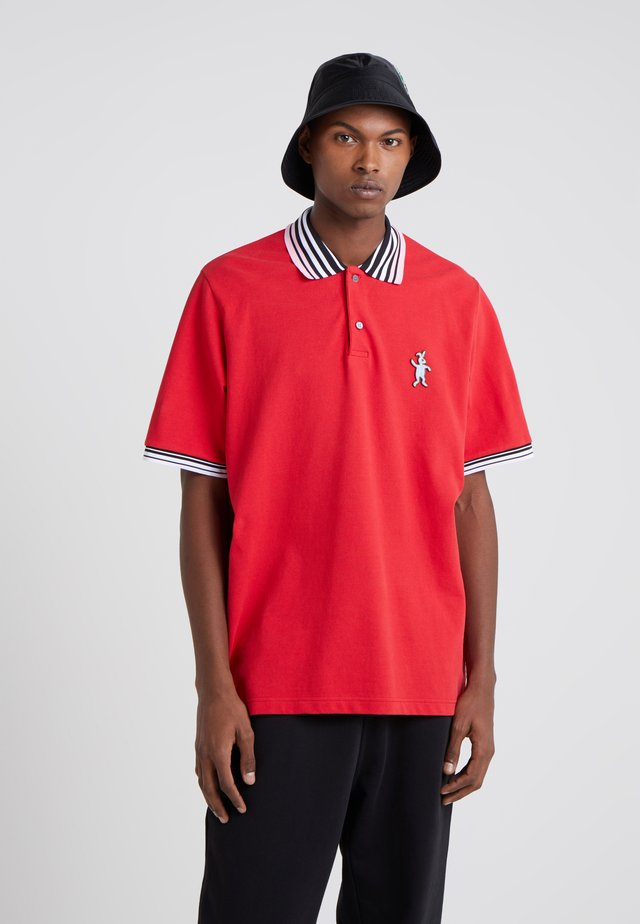 Poloshirts - red