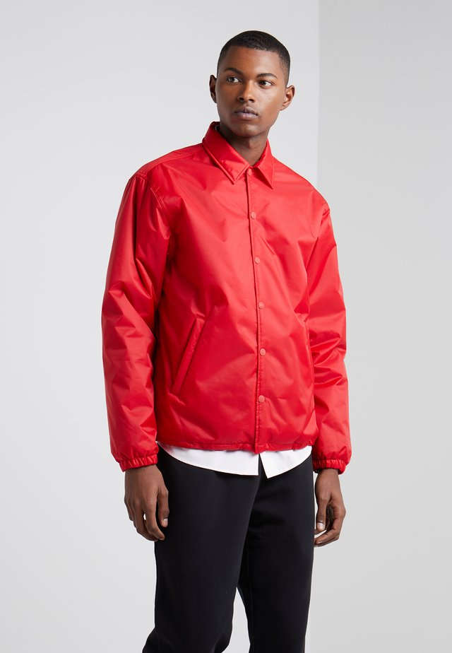 OUTERWEAR - Lehká bunda - red