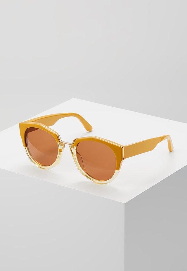 Solglasögon - ochre