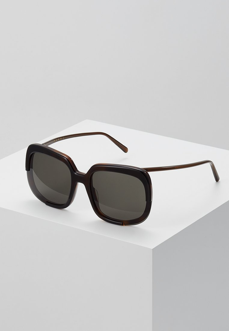 Marni - Sunglasses - black/havana
