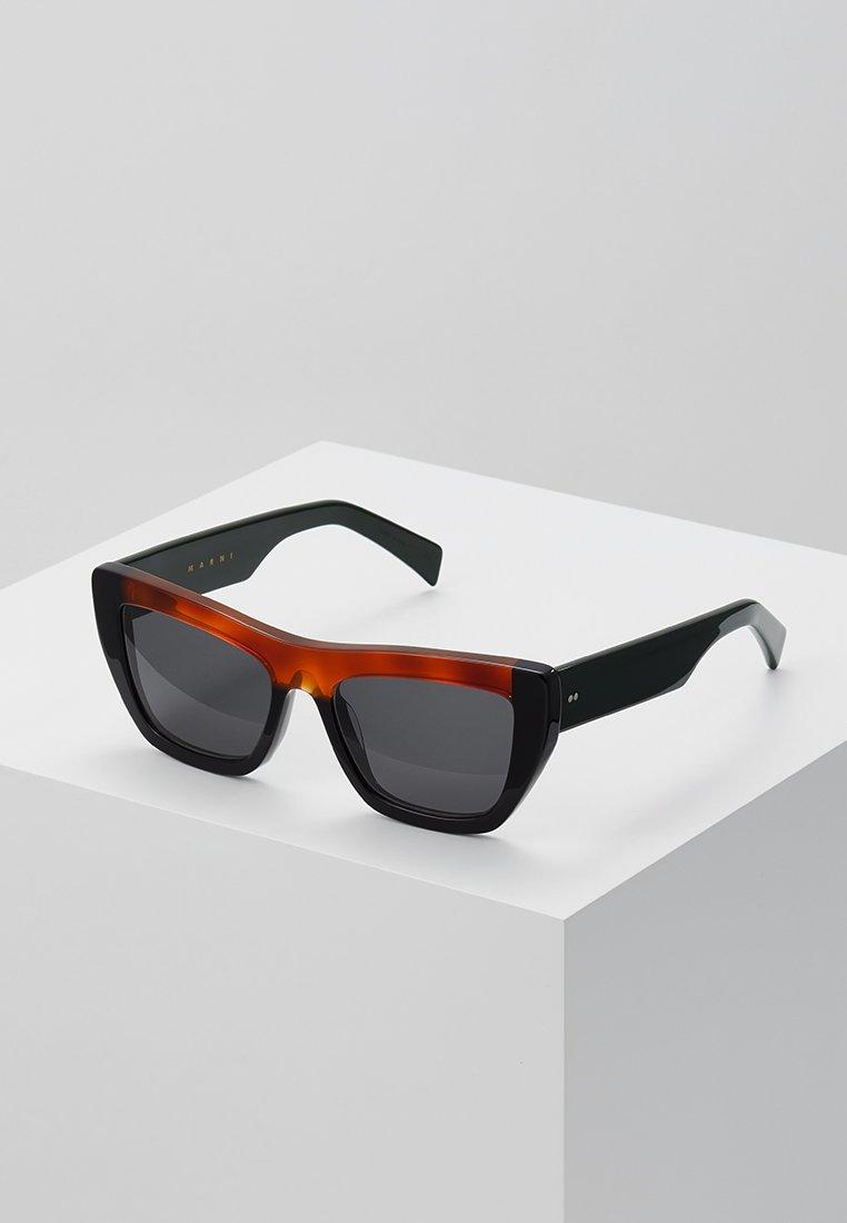Marni - Okulary przeciwsłoneczne - black