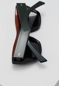 Marni - Okulary przeciwsłoneczne - black - 4