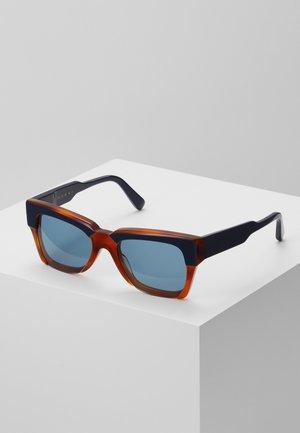 Sunglasses - blue/havana
