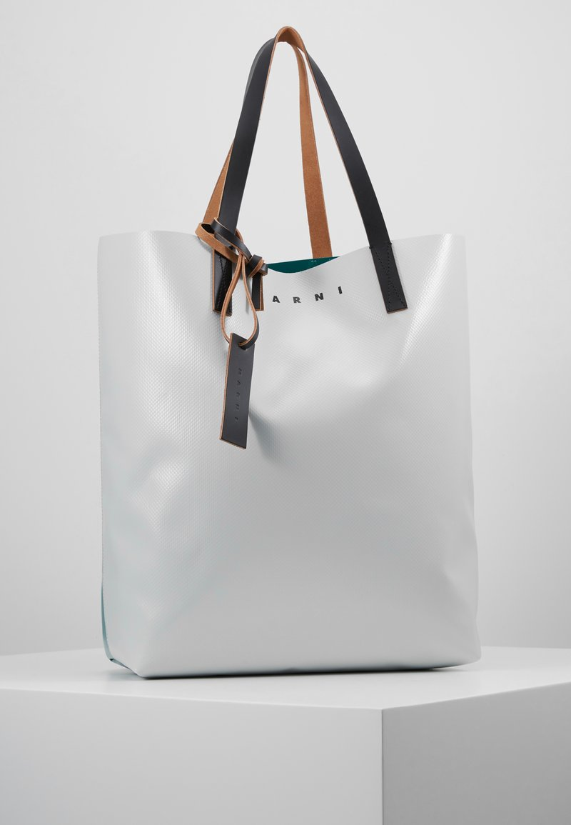 Marni - Shopping Bag - frost