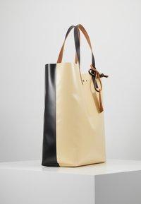 Marni - Shopping bags - beige/black - 3
