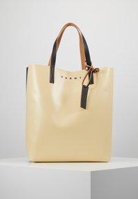 Marni - Shopping bags - beige/black - 0