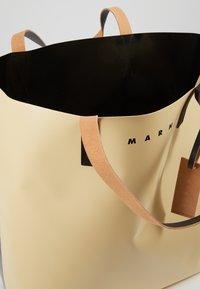 Marni - Shopping bags - beige/black - 4