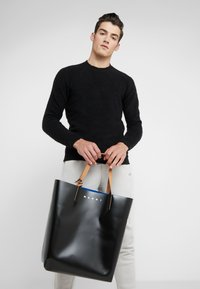 Marni - Shopper - black/blue - 1