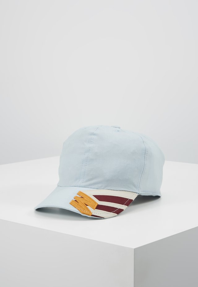 Caps - light blue