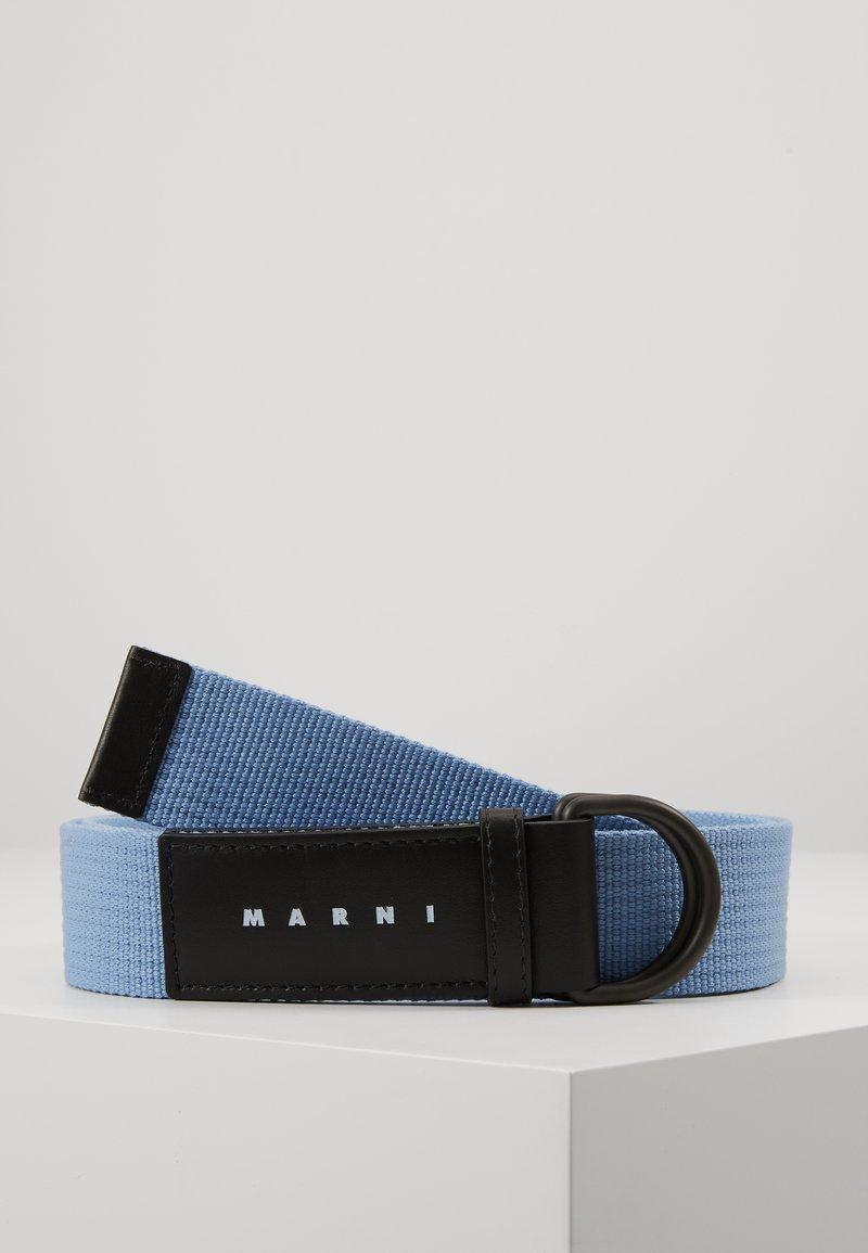 Marni - Pásek - baltic black