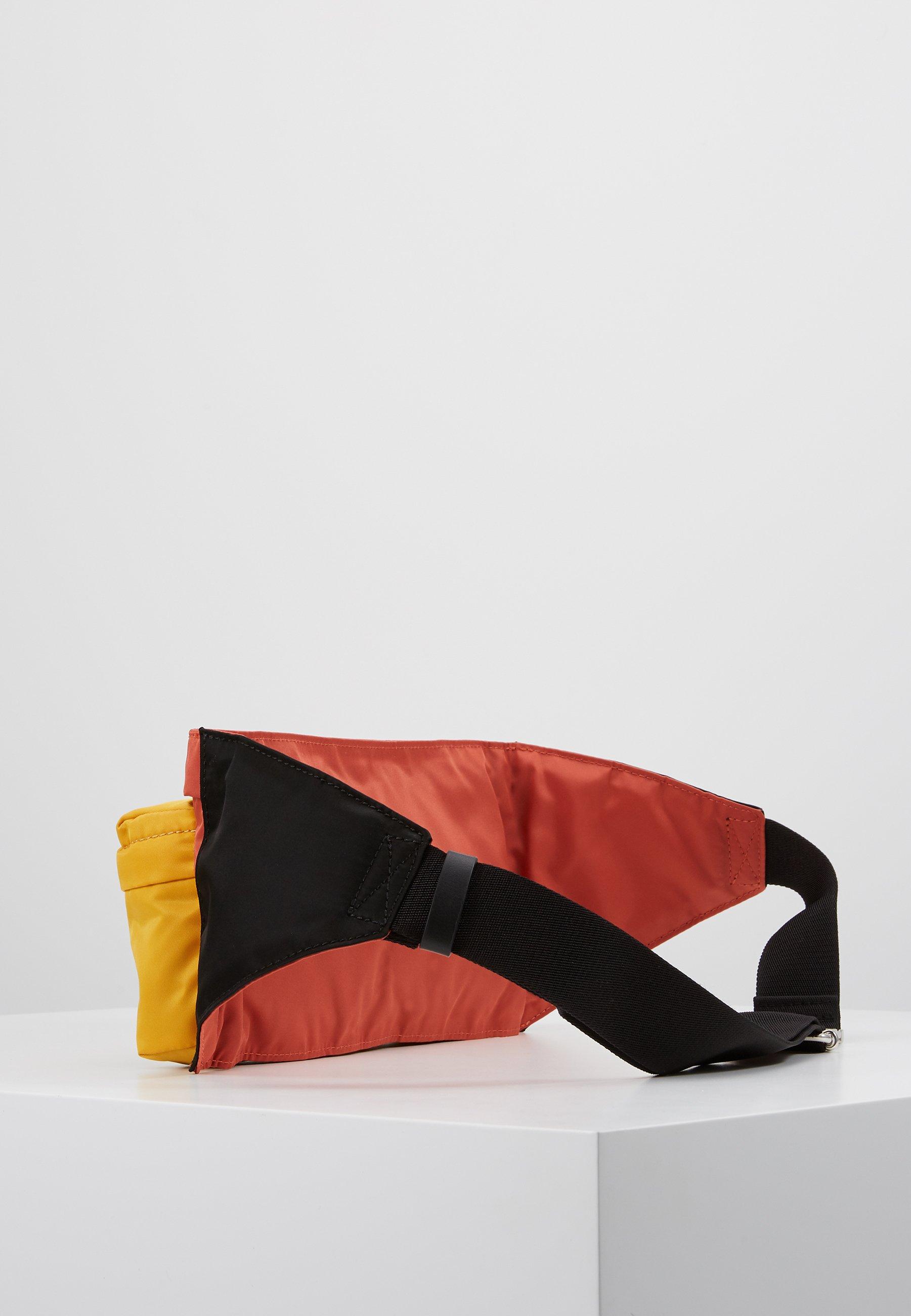 Marni Bæltetasker - Lobster/sun/black