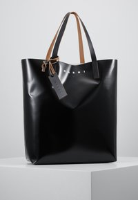 Marni - Handtas - black/khaki - 0
