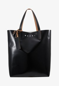 Marni - Sac à main - black/khaki - 6